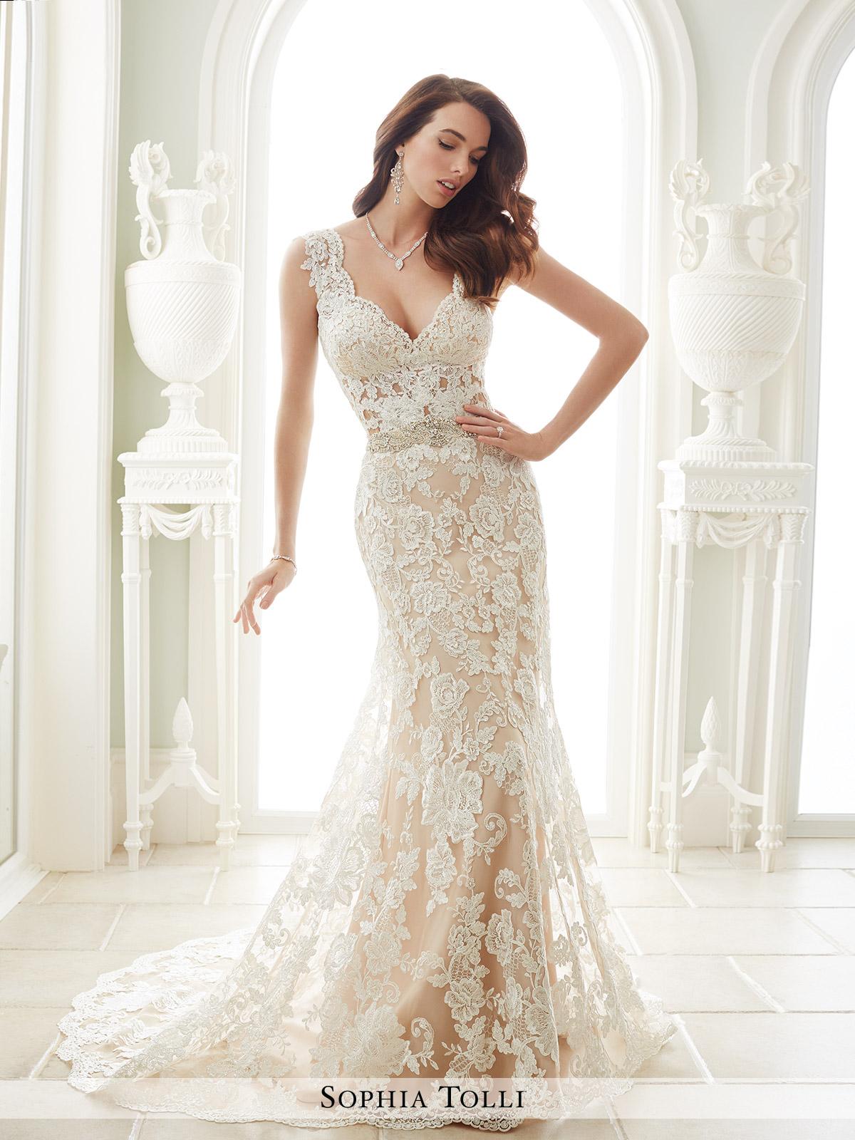 Sophia Tolli Bridal – Calista\'s Career & Bridal