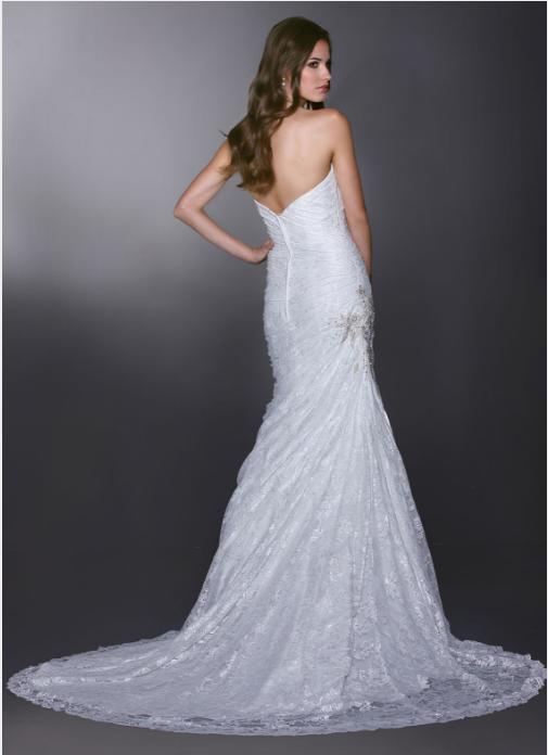 uks leading bridal designer - 505×696
